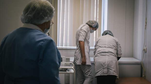 Принимать ковидных больных перестали вчетырех больницах Ростовской области