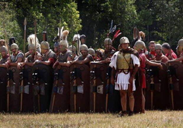 Гражданские войны Рима. Части 6-8.