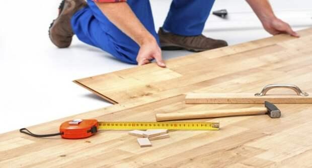 Что выбрать для напольного покрытия- ламинат или плитку?