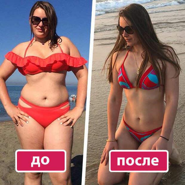 Как похудеть на 4-5кг за пару недель? Сейчас расскажу...