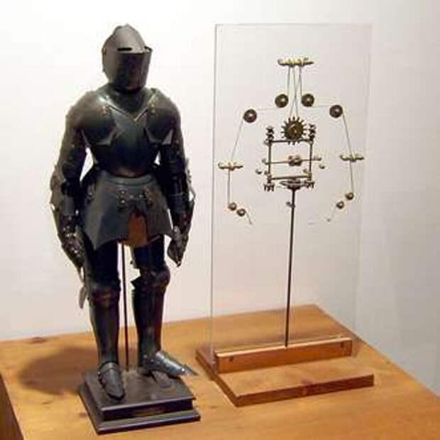 Андроиды в древности