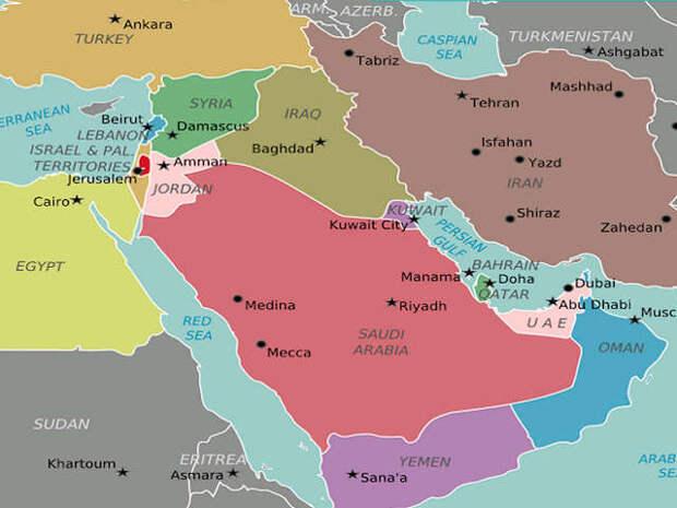 Зачем России нужен Ближний Восток, а Ближнему Востоку требуется Россия