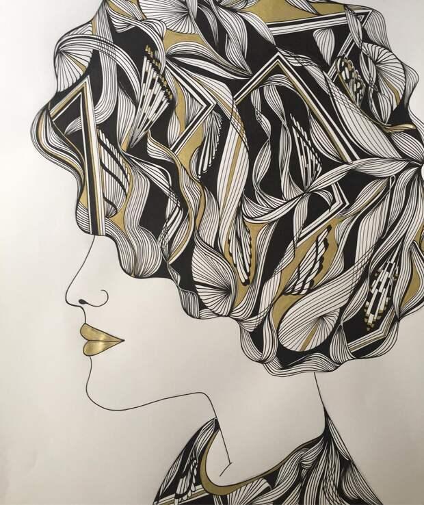 Majéon – французская художница  (3).jpg