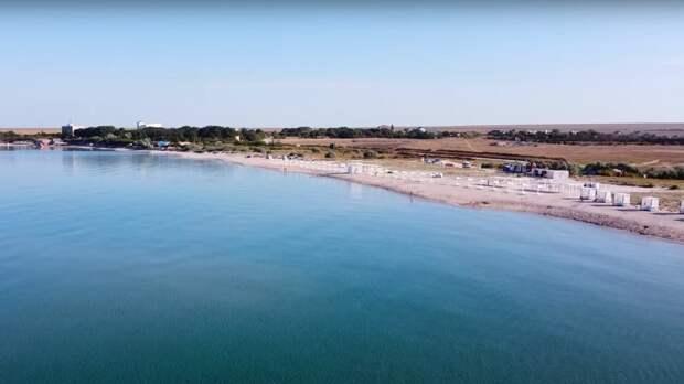 Россияне назвали пляжи Крыма самыми привлекательными для отпуска летом