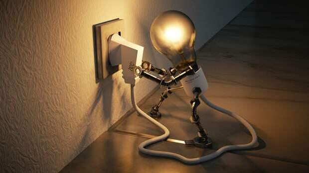 В рязанском посёлке отремонтировали светильники