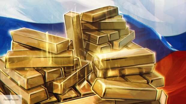Киевский эксперт Головачев оценил золотовалютные резервы России и Украины