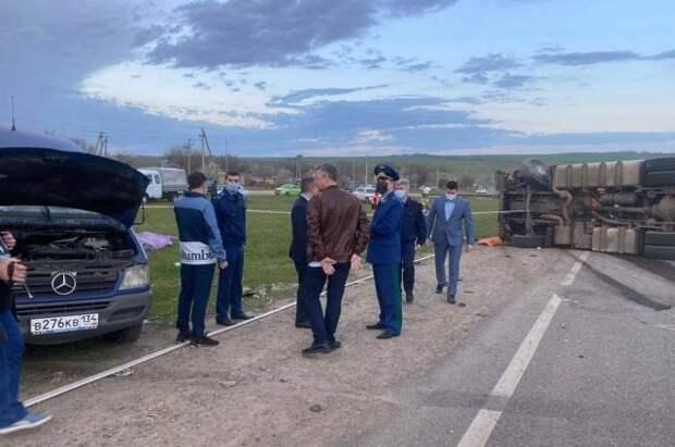 Дело о ДТП на Ставрополье передадут в Главное следственное управление СК РФ