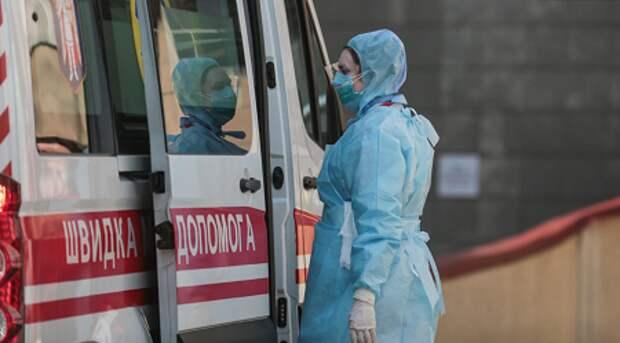 На Украине за сутки от Covid-19 умерло рекордное число людей