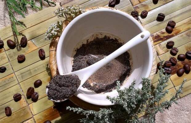 На кофейной гуще можно не только гадать / Фото: shp.mirtesen.ru