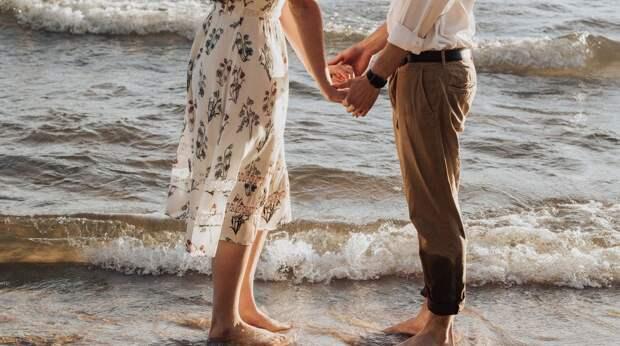 О чем спросить мужчину в начале отношений?