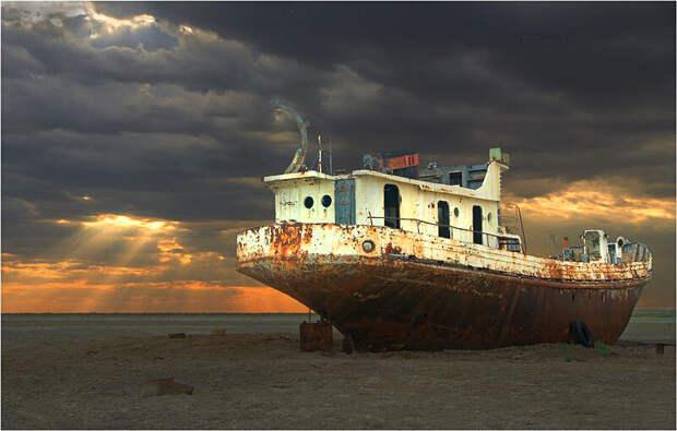 Трагедия века. Как исчезло Аральское море.