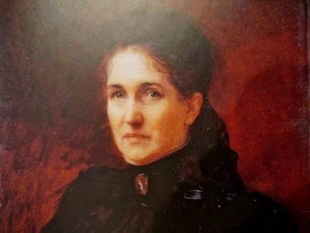 Елизавета Меркурьевна Бём.