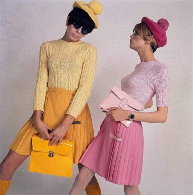 Если вы любите желтый, то это не значит, что вся ваша одежда должна состоять только из оттенков этого цвета.