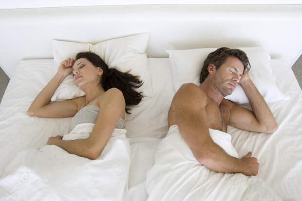 нормально ли супругам спать по разным кроватям после года брака?