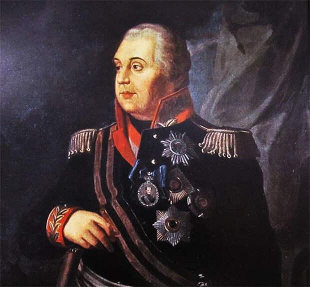 Р. Волков. Последний прижизненный портрет М. И. Кутузова