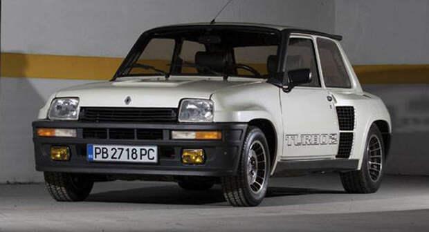 Очень дорогой Renault: старый хэтчбек по цене спорткара