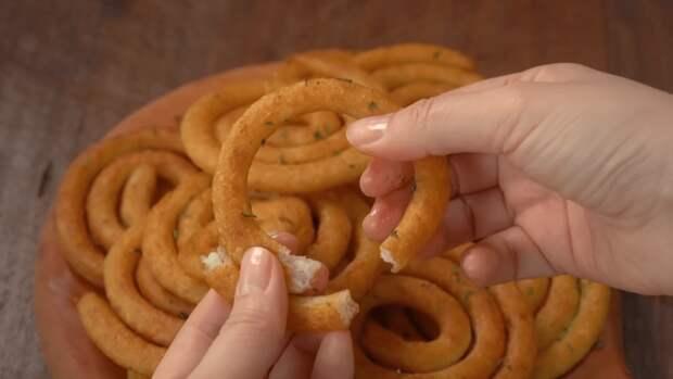 Картофельные спиральки: новый способ приготовить картофель фри