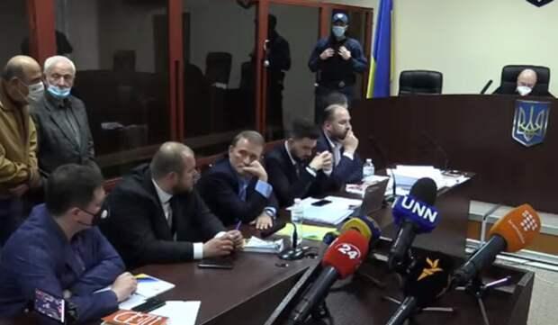 Украинского оппозиционера Медведчука взяли под домашний арест
