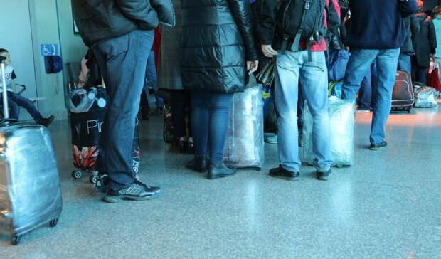 Самолет Тюмень— Новосибирск несмог вылететь из«Рощино» из-за неисправности