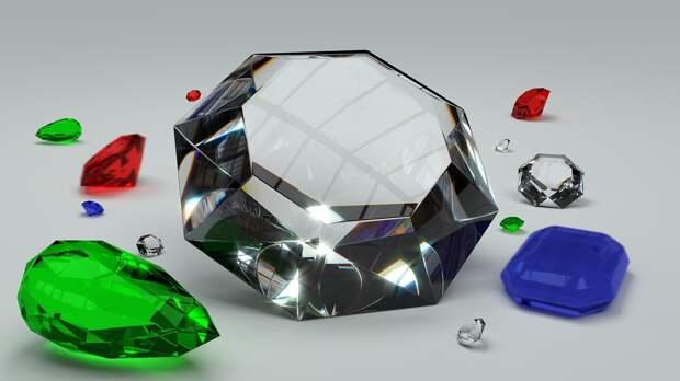 Американец нашёл для невесты алмаз в 2,2 карата