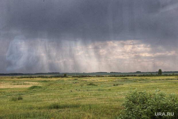 НаКурганскую область обрушатся дожди