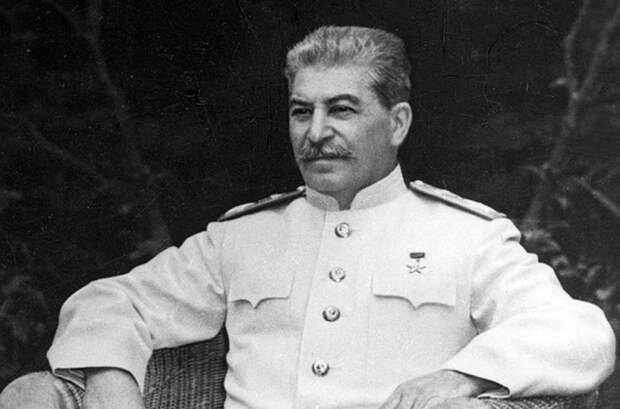 Руки Сталина на глотке современной элиты!