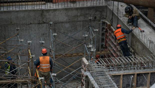Застройщикам Подмосковья рассказали, что нужно для возобновления работ на стройплощадках