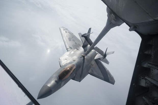 F-22A в цифровом камуфляже ?