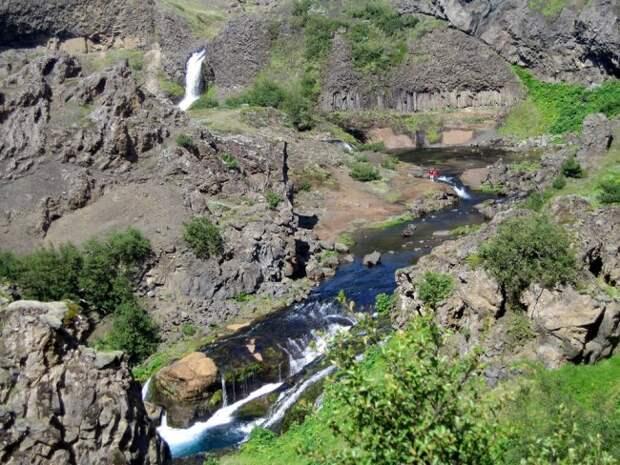 waterfalls11 Красоты водопадов Исландии в фотографиях