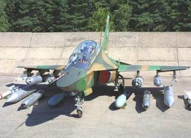 В Сети появилось видео крушения военного самолета в Белоруссии
