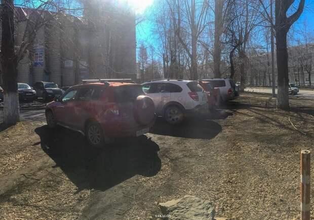 В новом микрорайоне на Федоровского могут снизить число парковок