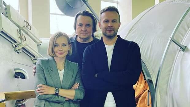 Мечтающая о космосе Лера Кудрявцева завидует актрисе Юлии Пересильд