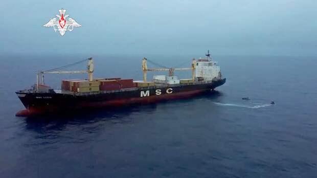 28.10.21==ОПЗЖ поблагодарила Россию за спасение украинцев с судна MSC Lucia