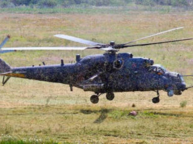 Россия – второй в мире производитель боевых вертолетов