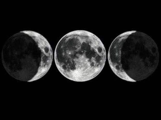 3 заговора для удачи в делах на растущую Луну