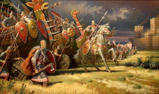 Руссы, руги (антиноманнизм)