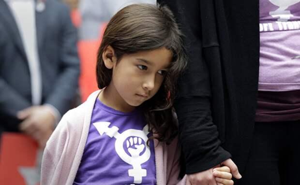 Канадская история потерянного детства: как толерантность и ЛГБТ губят детей
