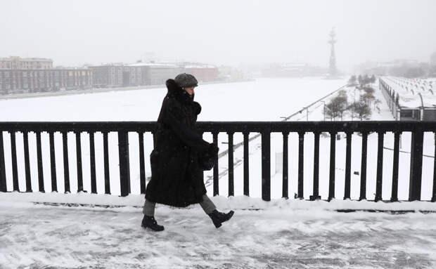 Синоптик предупредил москвичей о сильных морозах 23 февраля