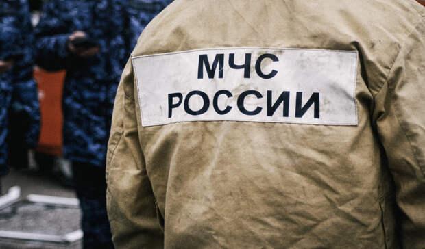 Кафе загорелось на улице Ларина в Нижнем Новгороде