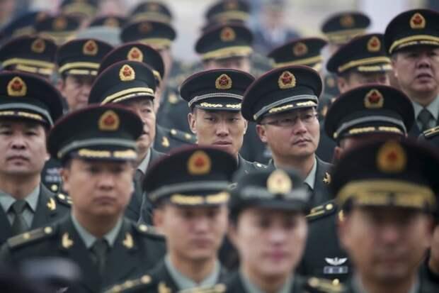 Сколько зарабатывают солдаты в китайской армии