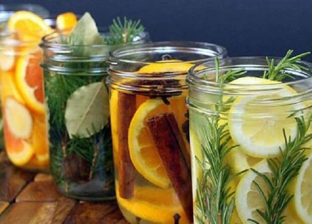 Натуральные ароматизаторы для дома: три варианта изготовления их своими руками