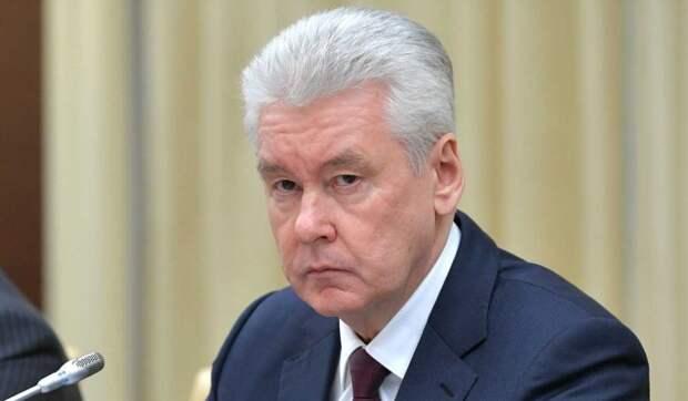 Собянин назвал сроки снятия основных коронавирусных ограничений в Москве