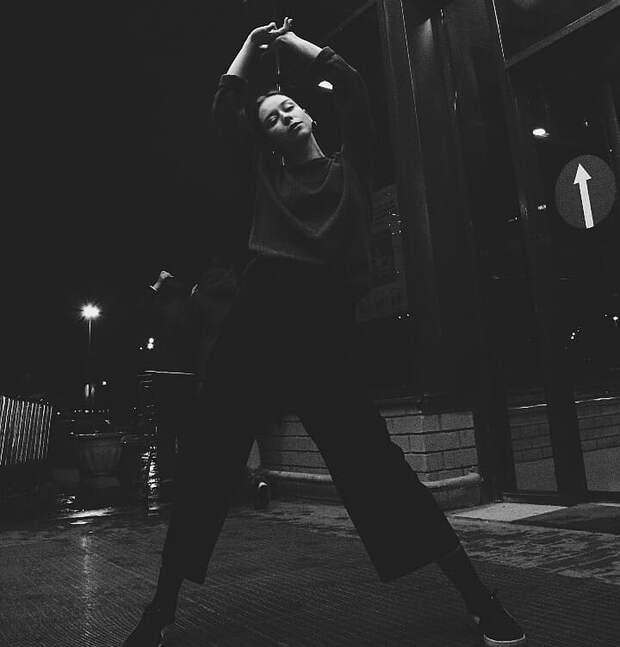Фотоподборка красивых танцовщиц