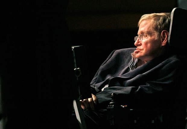 Стивен Хокинг: искусственный интеллект представляет угрозу человечеству