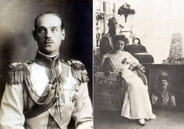 Великий князь Михаил Александрович и Наталья Сергеевна Брасова   Фото: liveinternet.ru