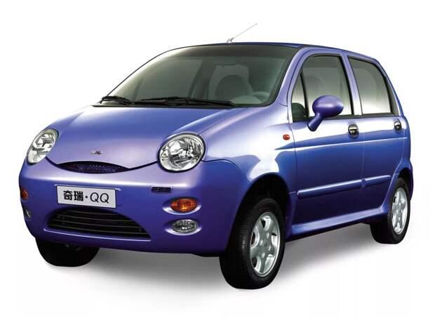 Атака китайских клонов. Какие популярные машины имеют азиатских двойников? авто, интересно, китай