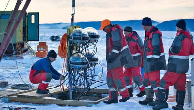 Подмосковные ученые завершили уникальную экспедицию на Байкал