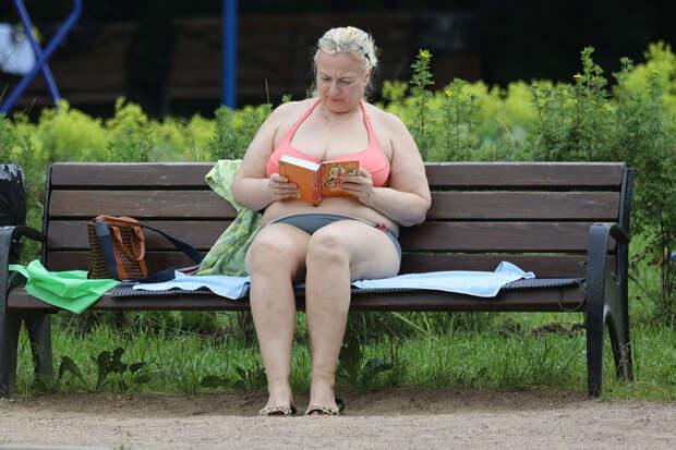 Азорский антициклон принесёт в Москву аномальную жару