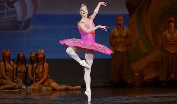 Анастасия Волочкова судится с Большим театром из-за пенсии