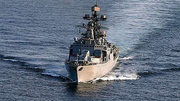Военный эксперт объяснил основную задачу учений ВМФ России в Тихом океане